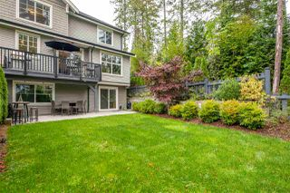 "Photo 40: 49 3470 HIGHLAND Drive in Coquitlam: Burke Mountain Townhouse for sale in ""BRIDLEWOOD"" : MLS®# R2510605"
