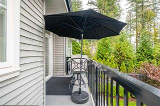 "Photo 34: 49 3470 HIGHLAND Drive in Coquitlam: Burke Mountain Townhouse for sale in ""BRIDLEWOOD"" : MLS®# R2510605"