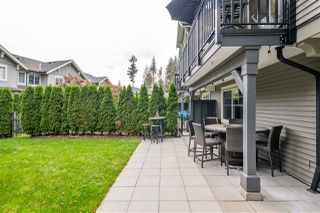 "Photo 37: 49 3470 HIGHLAND Drive in Coquitlam: Burke Mountain Townhouse for sale in ""BRIDLEWOOD"" : MLS®# R2510605"