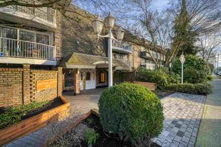 Main Photo: 207 3875 W 4TH Avenue in Vancouver: Point Grey Condo for sale (Vancouver West)  : MLS®# R2531465