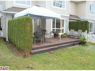 "Photo 10: 23 6513 200TH Street in Langley: Willoughby Heights Townhouse for sale in ""LOGIN CREEK"" : MLS®# F1129284"