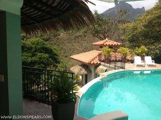Photo 1: Unique Tropical Home in Altos del Maria