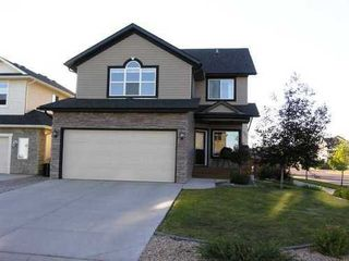 Main Photo: 301 CRYSTAL SHORES View in Okotoks: None House for sale ()  : MLS®# C3442730