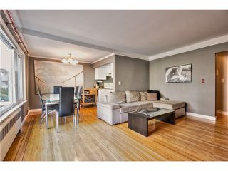 "Photo 3: 24 1480 ARBUTUS Street in Vancouver: Kitsilano Condo for sale in ""SEAVIEW MANOR"" (Vancouver West)  : MLS®# V1044772"