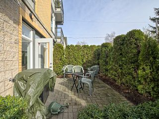 "Photo 11: 104 5692 KINGS Road in Vancouver: University VW Condo for sale in ""O'Keefe"" (Vancouver West)  : MLS®# V1049459"