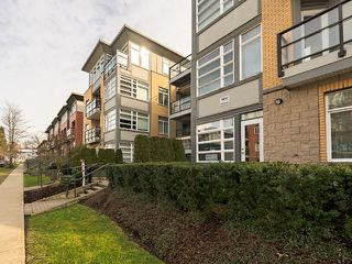 "Photo 2: 104 5692 KINGS Road in Vancouver: University VW Condo for sale in ""O'Keefe"" (Vancouver West)  : MLS®# V1049459"