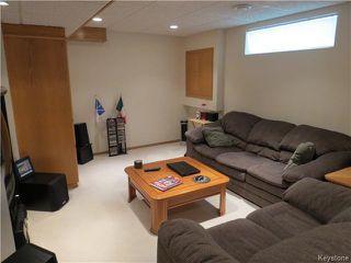 Photo 10: 31 Invermere Street in WINNIPEG: Fort Garry / Whyte Ridge / St Norbert Residential for sale (South Winnipeg)  : MLS®# 1404079