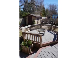 Photo 19: 35 SCOTSWOOD Drive in WINNIPEG: Charleswood Residential for sale (South Winnipeg)  : MLS®# 1408619