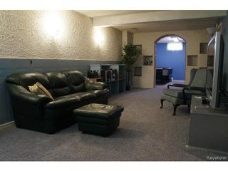Photo 15: 35 SCOTSWOOD Drive in WINNIPEG: Charleswood Residential for sale (South Winnipeg)  : MLS®# 1408619