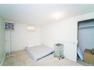 Photo 14: 6 Fieldstone Bay in WINNIPEG: Westwood / Crestview Residential for sale (West Winnipeg)  : MLS®# 1425600