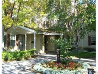 Main Photo: 622 Kenaston Boulevard in WINNIPEG: River Heights / Tuxedo / Linden Woods Condominium for sale (South Winnipeg)  : MLS®# 1501331