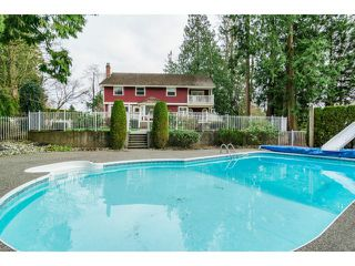 "Photo 20: 18102 CLAYTONWOOD Crescent in Surrey: Cloverdale BC House for sale in ""CLAYTON WEST"" (Cloverdale)  : MLS®# F1438839"