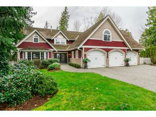 "Photo 1: 18102 CLAYTONWOOD Crescent in Surrey: Cloverdale BC House for sale in ""CLAYTON WEST"" (Cloverdale)  : MLS®# F1438839"