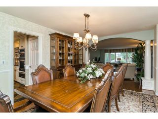 "Photo 6: 18102 CLAYTONWOOD Crescent in Surrey: Cloverdale BC House for sale in ""CLAYTON WEST"" (Cloverdale)  : MLS®# F1438839"