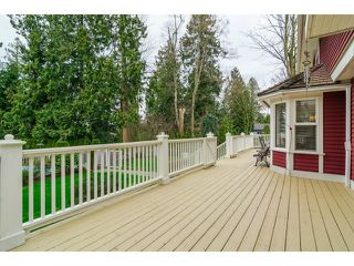 "Photo 19: 18102 CLAYTONWOOD Crescent in Surrey: Cloverdale BC House for sale in ""CLAYTON WEST"" (Cloverdale)  : MLS®# F1438839"