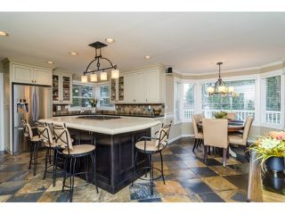 "Photo 10: 18102 CLAYTONWOOD Crescent in Surrey: Cloverdale BC House for sale in ""CLAYTON WEST"" (Cloverdale)  : MLS®# F1438839"