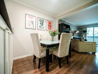 """Photo 5: 308 1274 BARCLAY Street in Vancouver: West End VW Condo for sale in """"Barclay Square"""" (Vancouver West)  : MLS®# V1123402"""