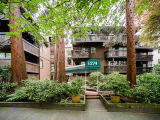 """Photo 17: 308 1274 BARCLAY Street in Vancouver: West End VW Condo for sale in """"Barclay Square"""" (Vancouver West)  : MLS®# V1123402"""