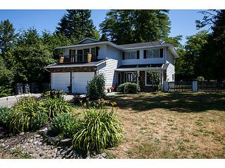 "Photo 1: 2566 167A Street in Surrey: Grandview Surrey House for sale in ""Grandview"" (South Surrey White Rock)  : MLS®# F1445176"