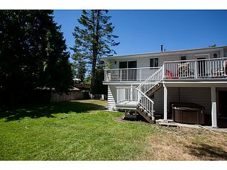 "Photo 20: 2566 167A Street in Surrey: Grandview Surrey House for sale in ""Grandview"" (South Surrey White Rock)  : MLS®# F1445176"