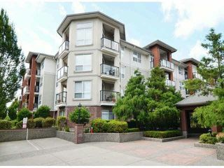 "Photo 2: 405 20239 MICHAUD Crescent in Langley: Langley City Condo for sale in ""CITY GRANDE"" : MLS®# F1445961"