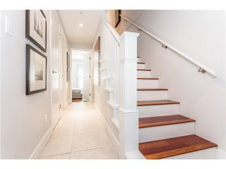 "Photo 11: 910 W 13TH Avenue in Vancouver: Fairview VW Townhouse for sale in ""THE BROWNSTONE"" (Vancouver West)  : MLS®# V1140268"