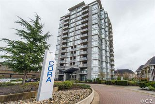 Photo 1: 1104 575 DELESTRE Avenue in Coquitlam: Coquitlam West Condo for sale : MLS®# R2046119