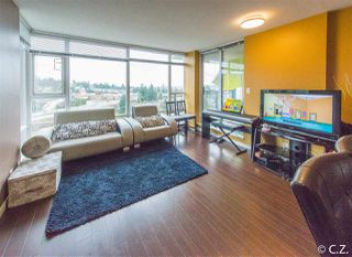 Photo 5: 1104 575 DELESTRE Avenue in Coquitlam: Coquitlam West Condo for sale : MLS®# R2046119