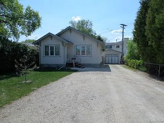 Photo 1: 830 St Mary's Road in Winnipeg: St Vital Residential for sale (South East Winnipeg)  : MLS®# 1613331