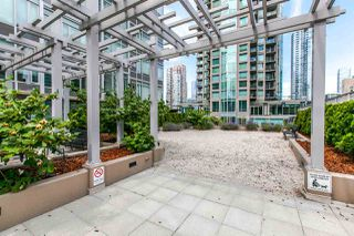 """Photo 19: 704 888 HOMER Street in Vancouver: Downtown VW Condo for sale in """"BEASLEY"""" (Vancouver West)  : MLS®# R2077176"""