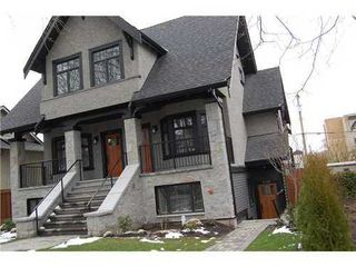 Photo 1: 2438 WEST 8TH Ave: Kitsilano Home for sale ()  : MLS®# V872832