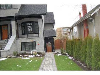 Photo 2: 2438 WEST 8TH Ave: Kitsilano Home for sale ()  : MLS®# V872832