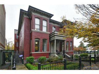 Photo 2: 402 1007 Johnson St in VICTORIA: Vi Downtown Condo for sale (Victoria)  : MLS®# 741592