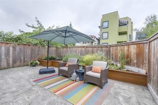 Photo 1: 104 1429 WILLIAM Street in Vancouver: Grandview VE Condo for sale (Vancouver East)  : MLS®# R2107967