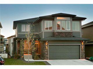 Photo 1: 21 CIMARRON SPRINGS Circle: Okotoks House for sale : MLS®# C4082316