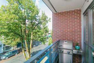 """Photo 11: 312 3456 COMMERCIAL Street in Vancouver: Victoria VE Condo for sale in """"MERCER BY CRESSEY"""" (Vancouver East)  : MLS®# R2112187"""