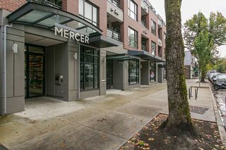 """Photo 16: 312 3456 COMMERCIAL Street in Vancouver: Victoria VE Condo for sale in """"MERCER BY CRESSEY"""" (Vancouver East)  : MLS®# R2112187"""