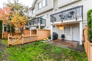 "Photo 20: 3 21535 88 Avenue in Langley: Walnut Grove Townhouse for sale in ""REDWOOD LANE"" : MLS®# R2119278"