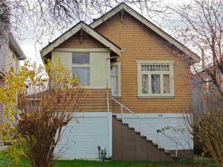 Main Photo: 3246 NAPIER Street in Vancouver: Renfrew VE House for sale (Vancouver East)  : MLS®# R2123475