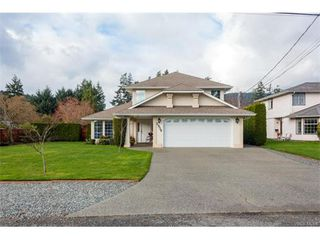 Photo 1: 2938 Robalee Pl in VICTORIA: La Goldstream House for sale (Langford)  : MLS®# 746414