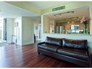 Photo 6: 2503 588 BROUGHTON Street in Vancouver West: Condo for sale : MLS®# V872013