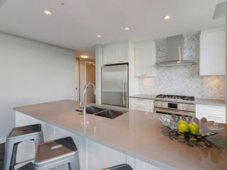 """Photo 3: 2202 520 COMO LAKE Avenue in Coquitlam: Coquitlam West Condo for sale in """"THE CROWN"""" : MLS®# R2215084"""