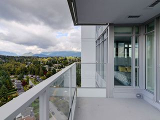 """Photo 16: 2202 520 COMO LAKE Avenue in Coquitlam: Coquitlam West Condo for sale in """"THE CROWN"""" : MLS®# R2215084"""