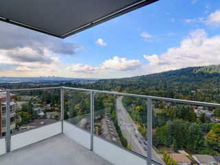 """Photo 15: 2202 520 COMO LAKE Avenue in Coquitlam: Coquitlam West Condo for sale in """"THE CROWN"""" : MLS®# R2215084"""