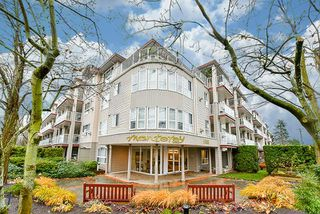 Photo 1: 111 1588 BEST STREET: White Rock Condo for sale (South Surrey White Rock)  : MLS®# R2222931
