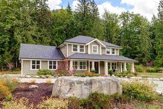 Main Photo: 36395 CASCADE RIDGE Drive in Mission: Dewdney Deroche House for sale : MLS®# R2224721