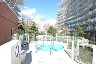 Photo 19: 101 66 Songhees Road in VICTORIA: VW Songhees Condo Apartment for sale (Victoria West)  : MLS®# 389211