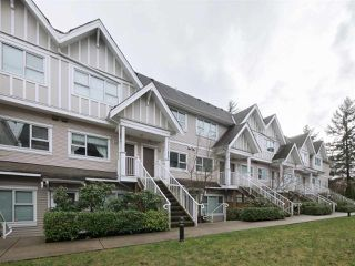 "Photo 1: 18 730 FARROW Street in Coquitlam: Coquitlam West Townhouse for sale in ""FARROW RIDGE"" : MLS®# R2250596"