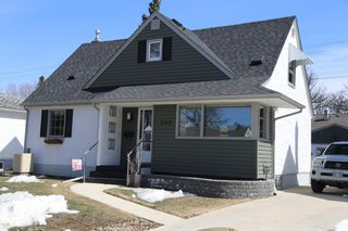 Main Photo: 349 Guildford Street in Winnipeg: St James Single Family Detached for sale (5E)  : MLS®# 1807654