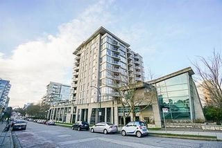 "Photo 2: 205 1633 W 8TH Avenue in Vancouver: Fairview VW Condo for sale in ""FIRECREST GARDENS"" (Vancouver West)  : MLS®# R2252599"